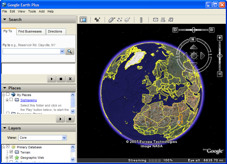 Download google earth free version