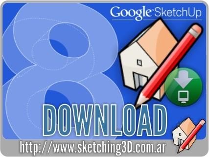 Google sketchup 8 download for Mobilia sketchup 8